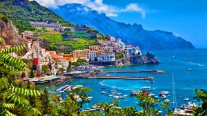 Amalfi-Coast - Italy