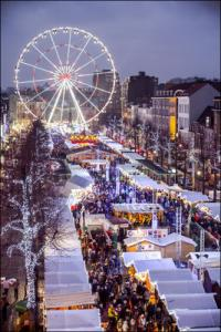 Brussels Christmas Market....