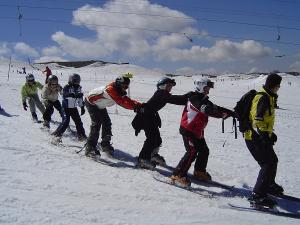 Chamonix Ski School for Beginners