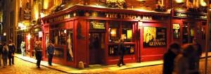 Dublin - Famous Temple Bar