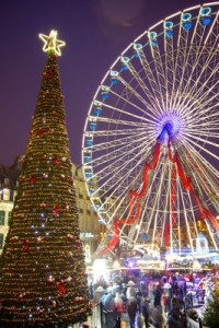 Lille Christmas Market....