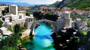 Old Bridge - Mosta - Bosnia
