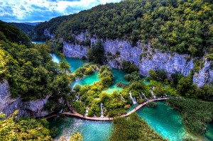 Plitvice Lakes Narional Park